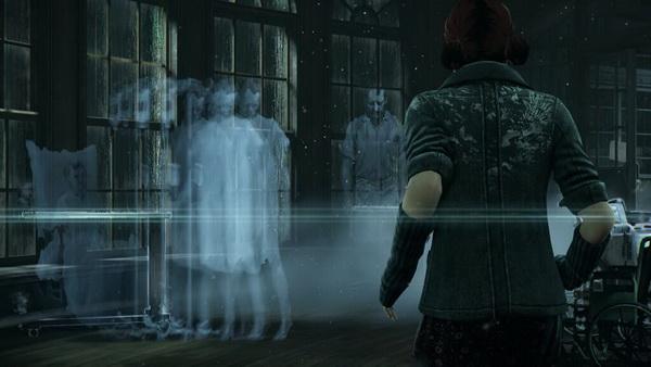 """Exemple de spectres """"décoratifs"""" plutôt réussis qu'on peut apercevoir dans le jeu."""