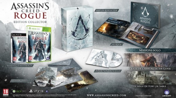 Assassin's Creed Rogue - Collector