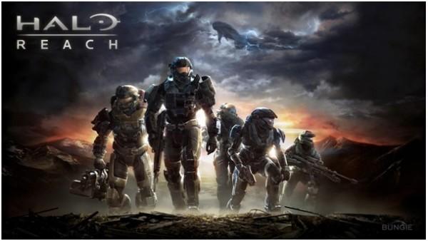 Halo Reach - Title