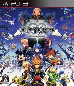 Kingdom Hearts II.5 - Cover