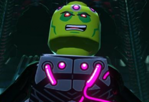 Lego Batman 3 - Brainiac