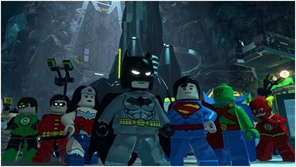 Lego Batman 3 - Casting
