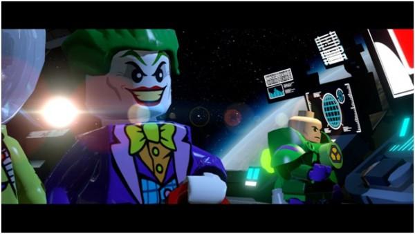 Le Joker est bien entendu invité à la fête