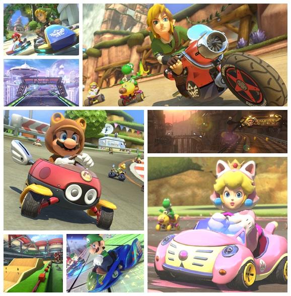 Mario Kart 8 - DLC1