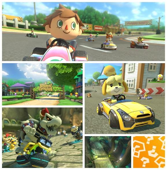 Mario Kart 8 - DLC2