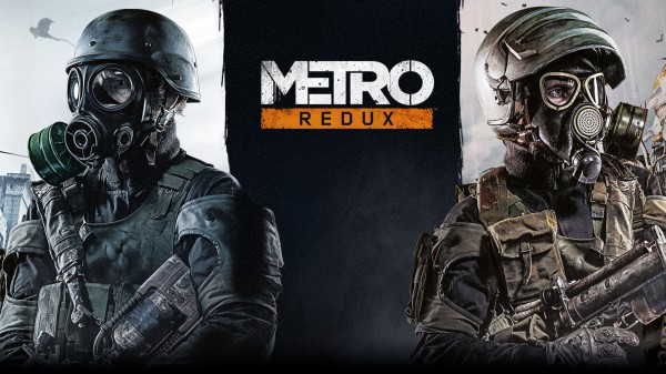 Metro Redux - Title