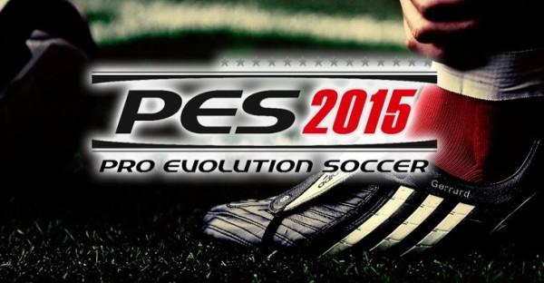 PES 2015 Title