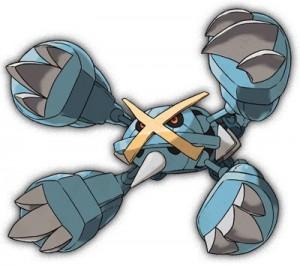 Pokemon ROSA - Méga-Métalosse