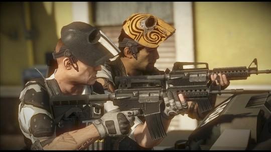 Alpha & Bravo aiment... Les balles masquées ohé ohé!