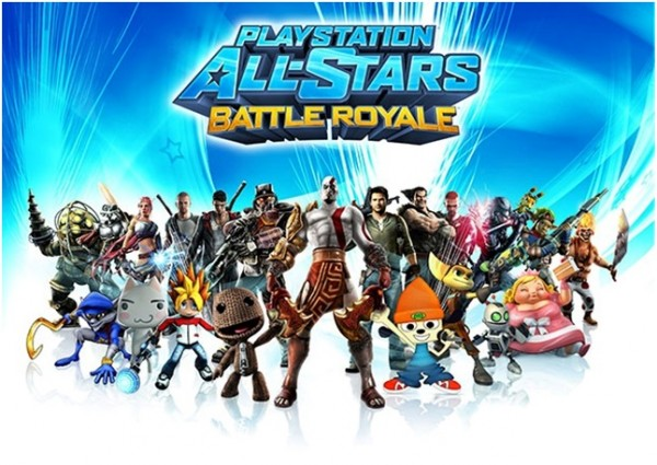 PlayStation All Stars - Title
