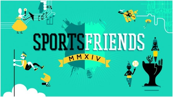 SportsFriends - Screen