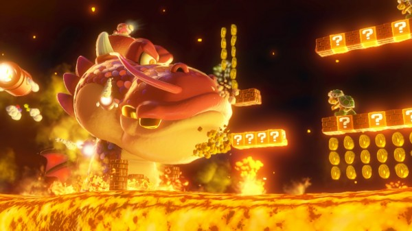 Captain Toad - Boss
