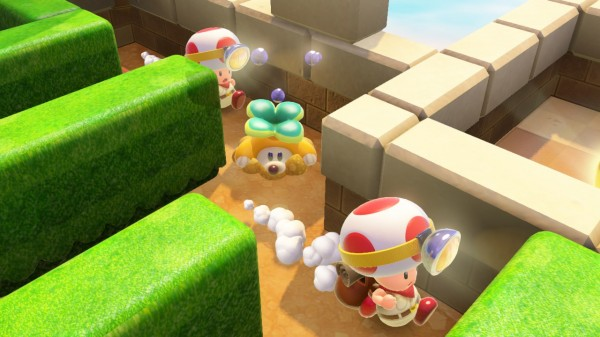 Captain Toad - Multi