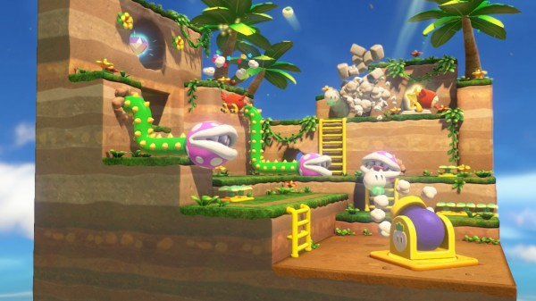 Captain Toad - Screen 02