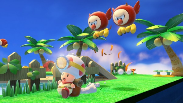 Captain Toad - Screen 04