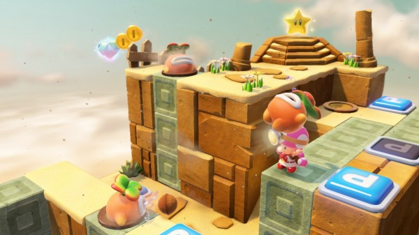 Captain Toad - Screen 05
