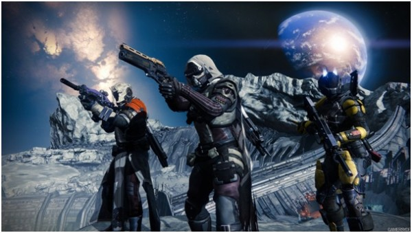 Destiny - Classes