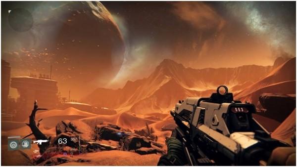 Mars La Rouge, Territoire des Cabals : sacrément beau hein?