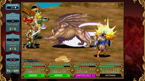 Dungeons & Dragons Capcom