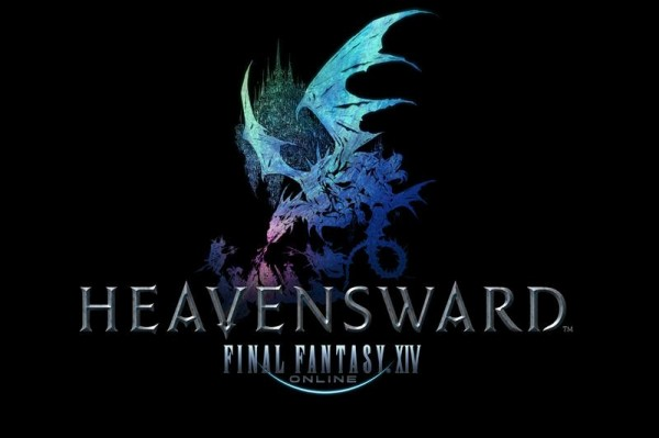 Final Fantasy XIV Heavensward logo