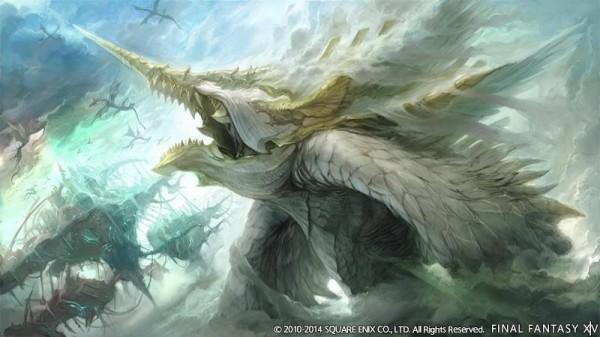Final Fantasy XIV Primordiaux
