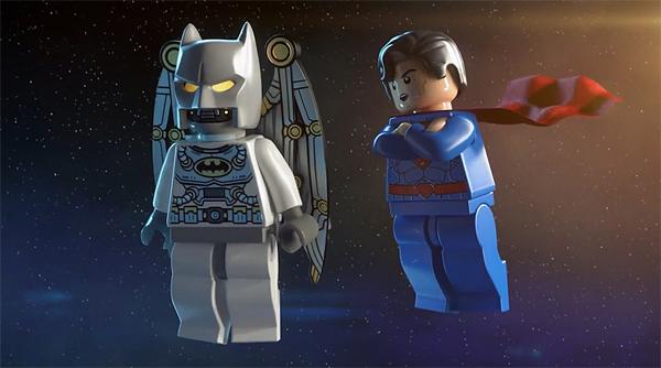 Lego Batman 3 espace