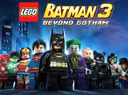 Lego Batman 3