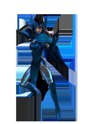 Marvel Heroes Psylocke Mandarin
