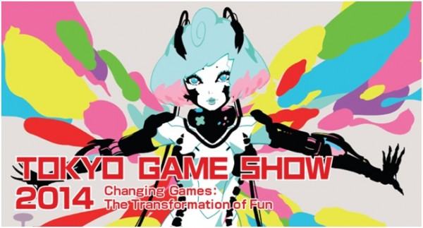 Tokyo Game Show - Logo