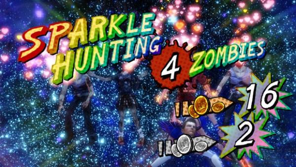 Multipliez les Sparkle Hunting et vous serez grassement récompensé
