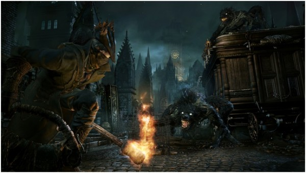 Bloodborne - Screen 1