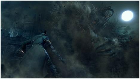 Bloodborne - Screen 2