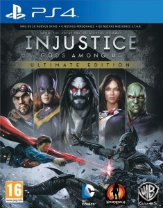 Injustice Gods_Among_ Ultimate_Edition ps4