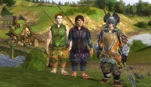 LOTRO Hobbit