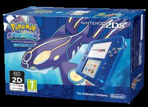 Nintendo - 2DS Bleue