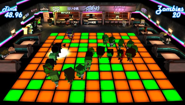 Zombies on the dancefloor