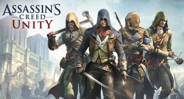 AC Unity - Heroes