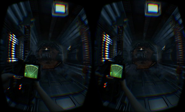 Oculus Alien Isolation