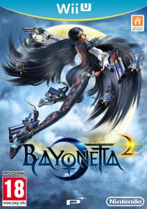Bayonetta 2 - Cover