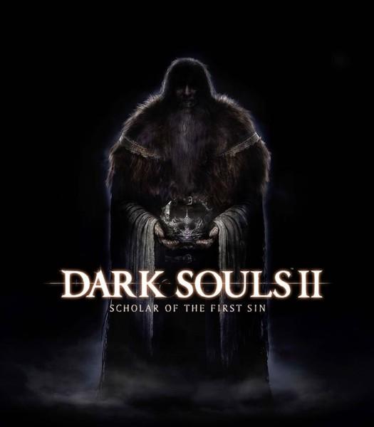 Dark Souls 2 SOTFS - Title1