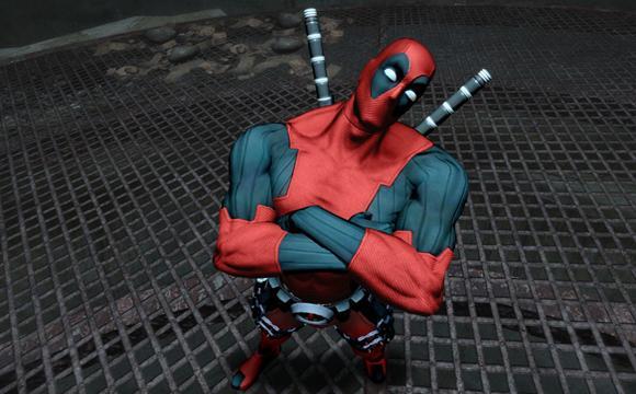 Deadpool vous regarde...