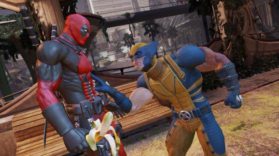 Quelque chose à ajouter Wolverine?