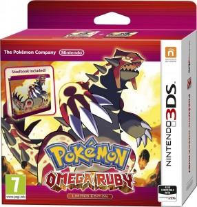 Pokémon RO Jaquette