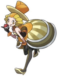 Pokémon - Chatelaine Solo