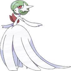 Pokémon - Méga Gardevoir