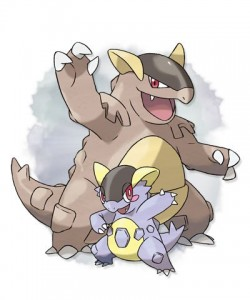 Pokémon - Méga Kangourex