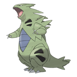 Pokémon - Tyranocif