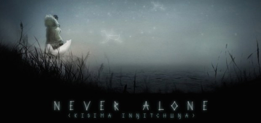 Never Alone Title2
