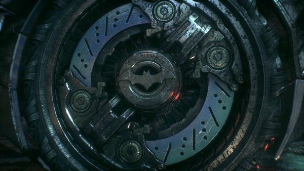 Batman Arkham knight batmmobile