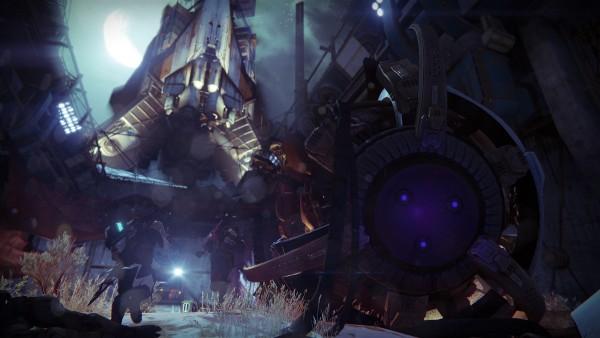 Destiny TK - Cosmodrome